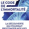 Interview of Pr Miroslav Radman on his new book, 'Le Code de l'Immortalité'